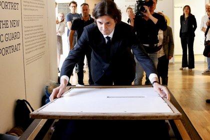 Foto François Lenoir/Reuters