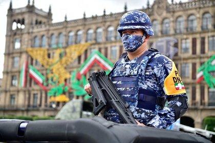 Aseguran que la institucionalidad, lealtad y tareas de las Fuerzas Armadas gozan de un elevado reconocimiento social (Foto: Presidencia de México)