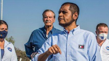 Vicente Fox y Tumbaburros suman fuerza contra Morena en elecciones del 2021