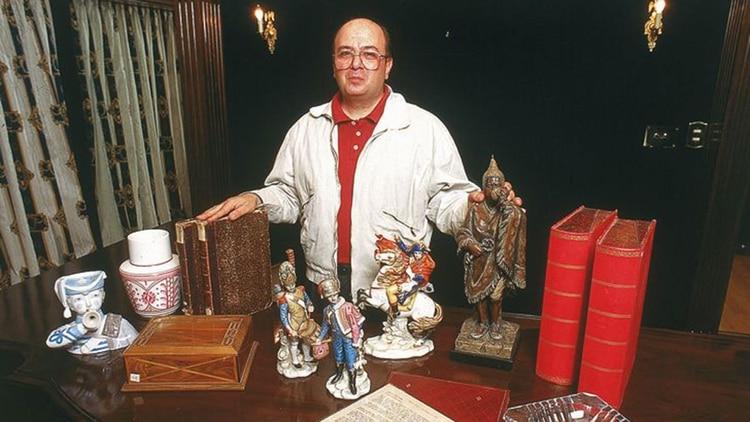 Rotundo era heredero de los bienes muebles de Perón