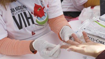 En América Latina los casos de VIH siguen creciendo (Foto: Ministerio de Salud de Nación)
