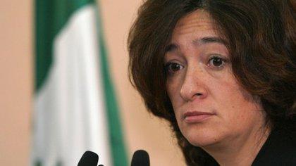 Florencia Serranía ya había sido directora del Metro (Foto: Cuartoscuro)