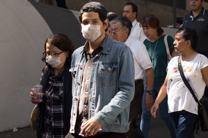 La preocupación por la expansión del coronavirus en México ha ido en aumento. (Foto: Cuartoscuro)