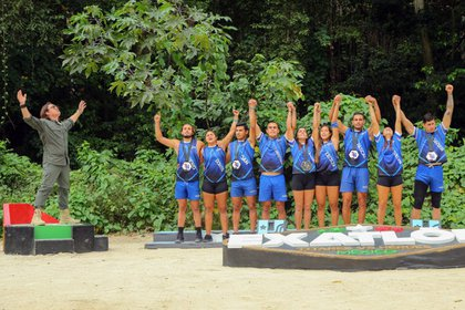 """According to the accounts of the spoiler, the members of the fourth group of """"Axelon Mexico"""" They will return to """"Exathlon Cup"""" (Photo: Exathlon Mexico / Twitter)"""