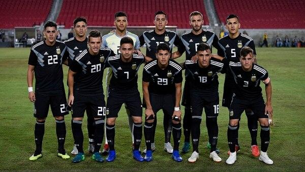 Los 11 titulares de Argentina ante Guatemala en el primer amistoso post Mundial (Reuters)