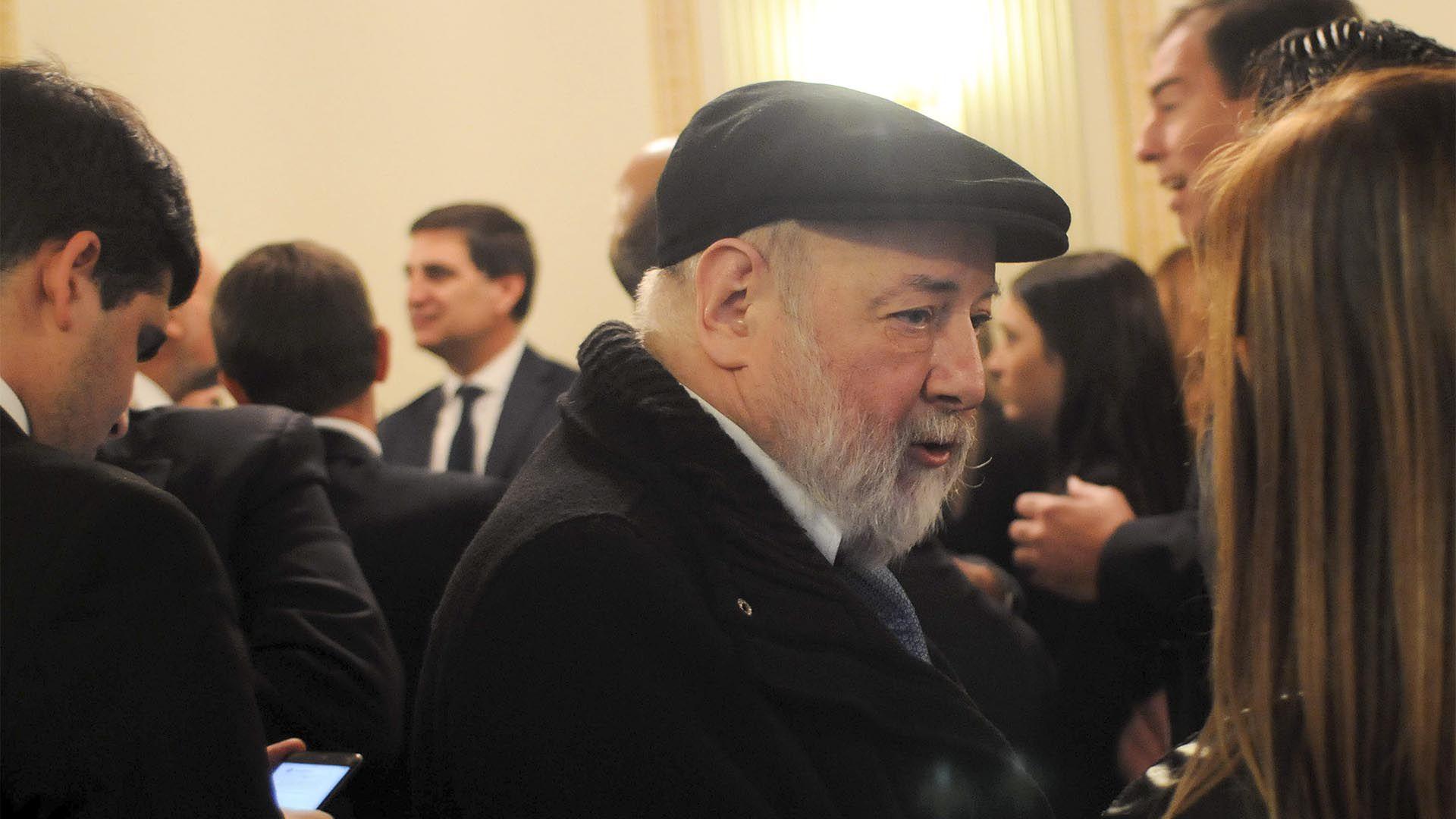 El juez Claudio Bonadio, fallecido en febrero del 2020
