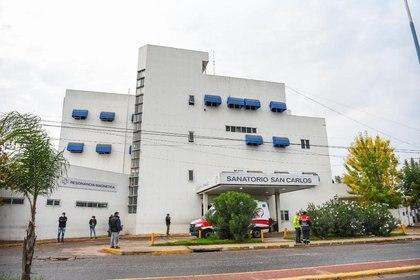 La clínica San Carlos atiende a más de 22 mil afiliados a PAMI