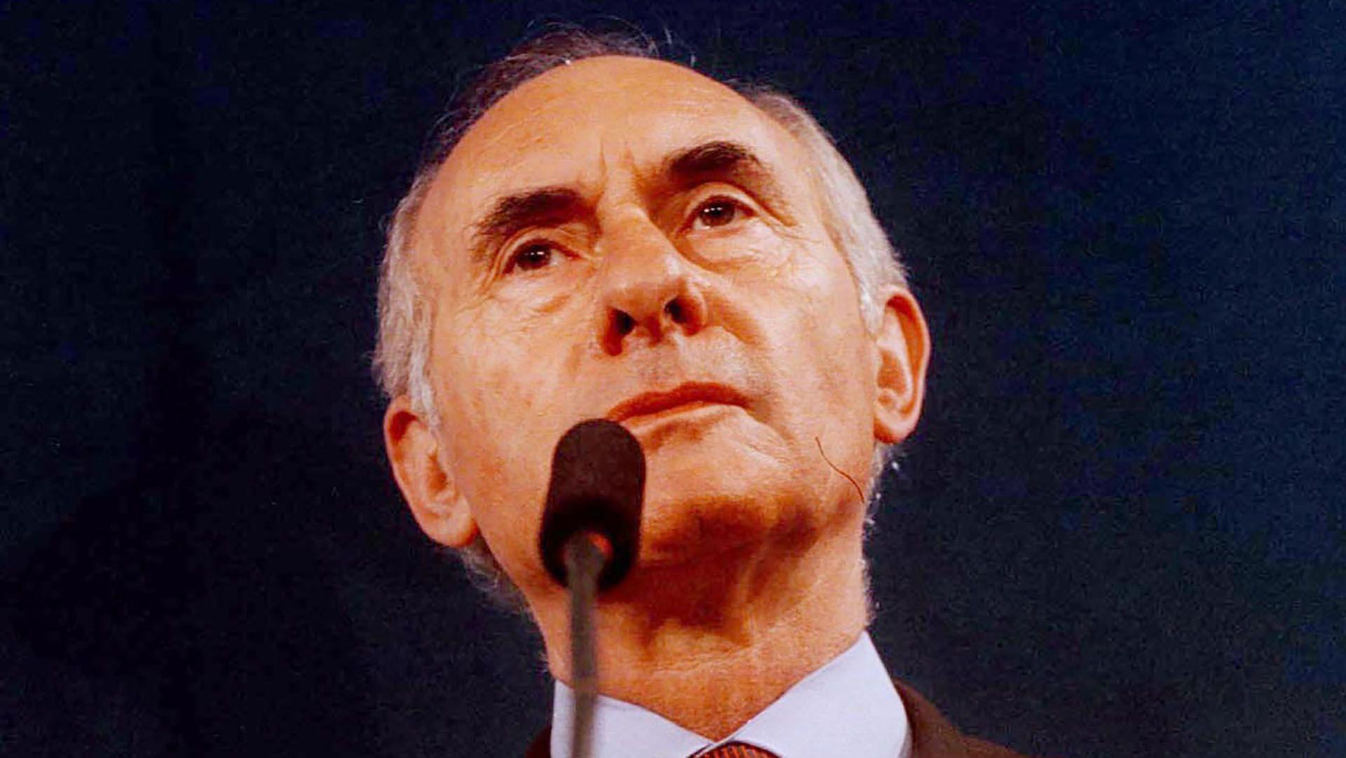 El ex presidente Fernando De la Rúa (Foto: NA)