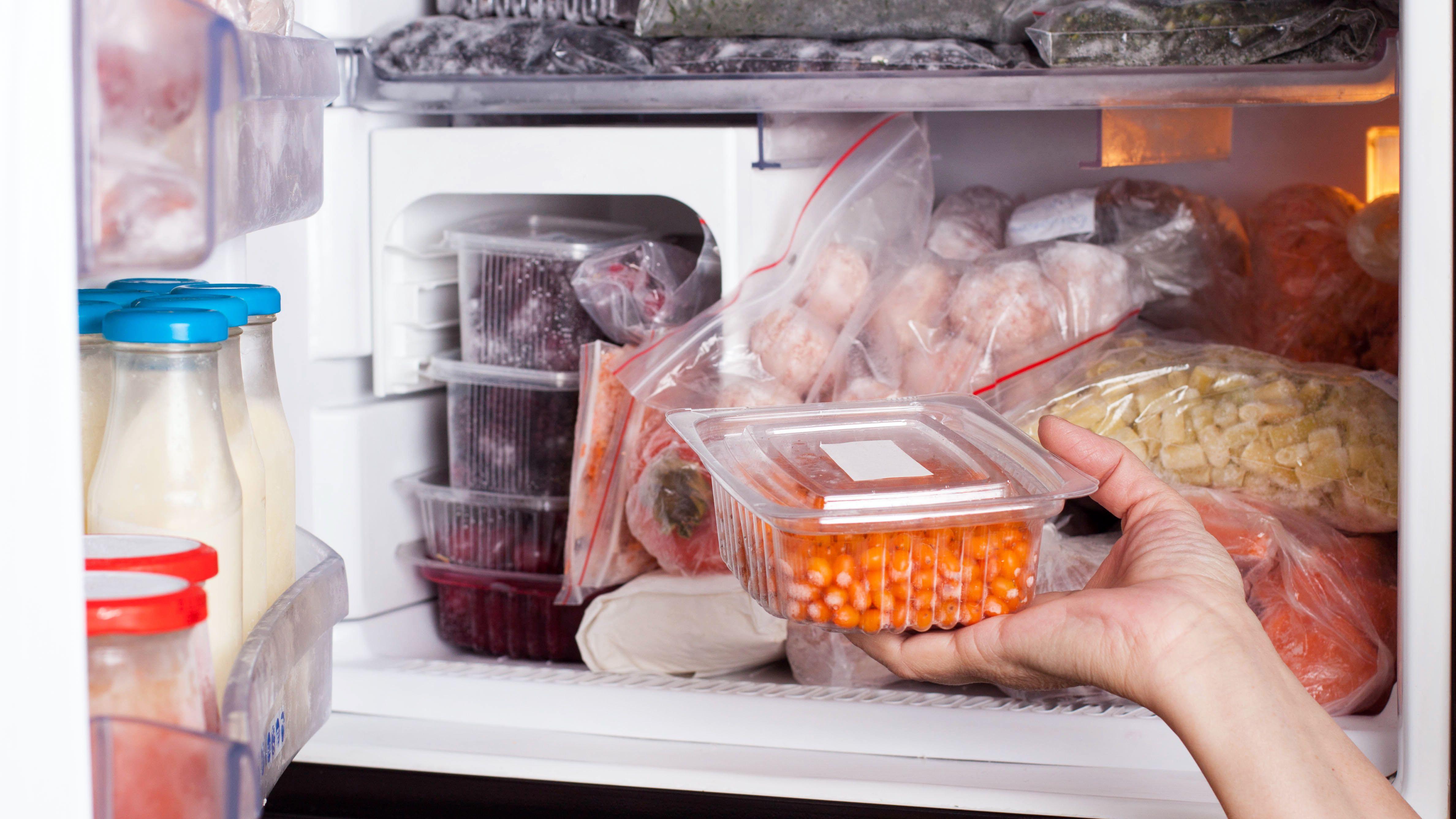 Algunos alimentos, como aquellos que contienen almidones sí se modifican con las bajas temperaturas y adquieren una textura viscosa (Shutterstock.com)