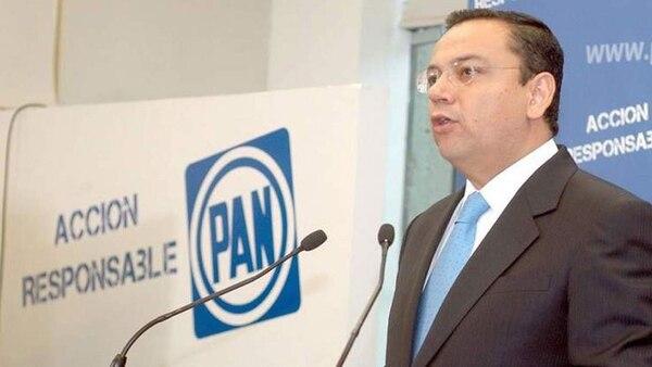 Germán Martínez formaba parte del primer círculo del panista Felipe Calderón en 2006