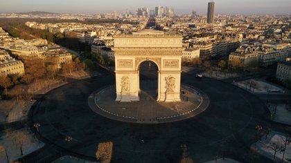 Vista aérea de la zona (Reuters/archivo)