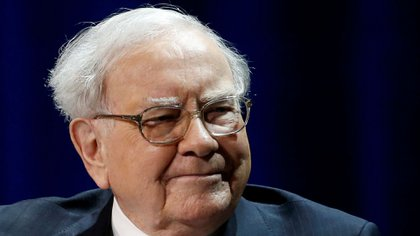 Warren Buffett, CEO de Berkshire Hathaway Inc (Reuters)