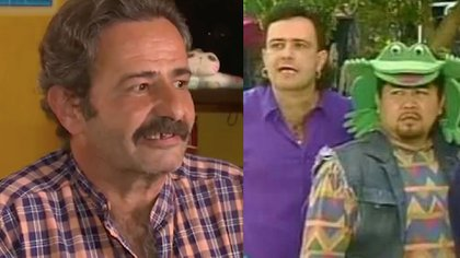En la televisión mexicana fue reconocido como un divertido villano (Foto: Televisa)