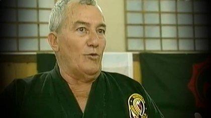 Raúl Rizo, creador del karate operativo.