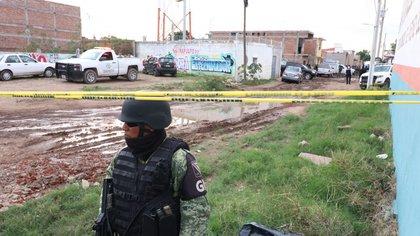 Irapuato sufrió un ataque en el que hubo 24 víctimas mortales (Foto: Cuartoscuro)