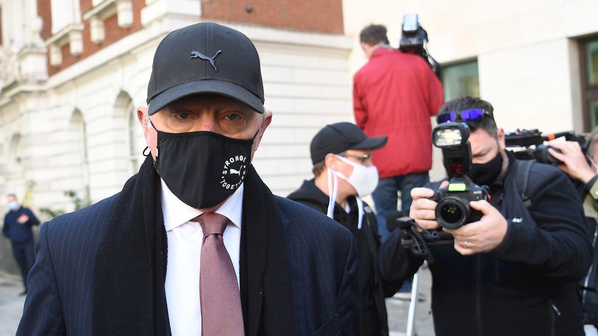 Boris Becker en tribunales