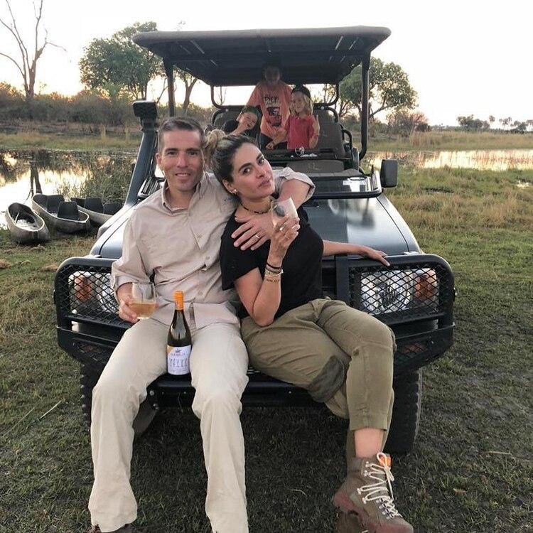 La foto que Reina publicó en Instagram para celebrar su aniversario de bodas