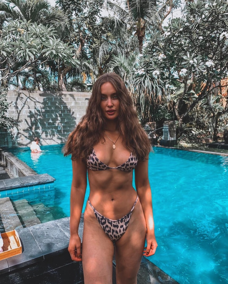Rozanna Purcell, ganadora de Miss Universo Irlanda 2010 (Instagram Rozanna Purcell)