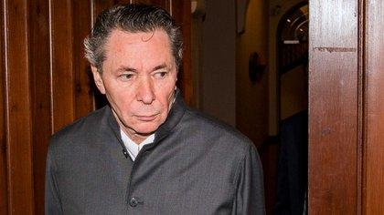 Jean-Claude Arnault, hoy condenado por dos casos de violación (Foto: AFP)