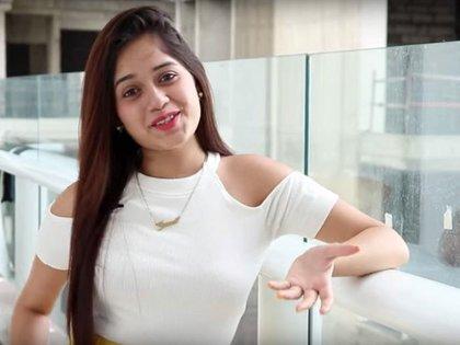 Jannat Zubair Rahmani es una actriz de 17 años cuya carrera comenzó a los ocho años. Desde entonces, ha tenido éxito en TikTok como una de las cuentas más populares de la India, donde comparte música que produce y videos de lip sync (Youtube)