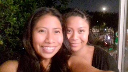 La hermana de Yalitza Aparicio buscará una diputación federal cobijada por el PRI.  (Foto: Facebook Luna Edith Aparicio)