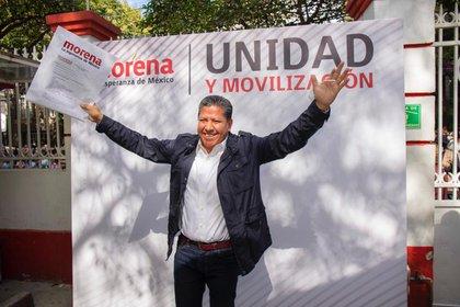 David Monreal, es candidato de Morena al gobierno de Zacatecas y hermano del coordinador de la bancada de ese mismo partido en el Senado de la República, Ricardo Monreal. (Foto: especial)