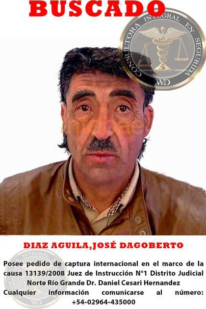 Díaz Águila nació en Chile y tiene DNI argentino