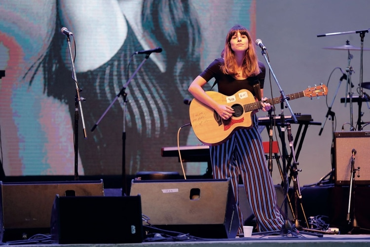 Rosario Ortega será parte del line up del festival cordobés.