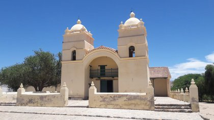 Iglesia Molinos