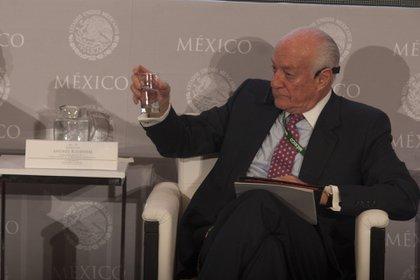 El embajador emerito Andrés Rozental considera que Trump utilizará la presencia de AMLO, como utilizó la invitación que Peña Nieto le realizó, para sus propósitos políticos (Foto: Cuartoscuro)