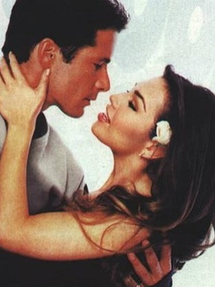 """Thalia en """"Rosalinda"""" con Fernando Carrillo"""