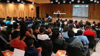 Algunos alumnos firmaron un desplegado acusando el uso de su información sin previo consentimiento (Foto: UNAM)