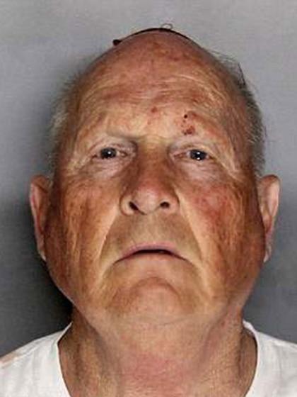 """Joseph James DeAngelo fue detenido sospechado de ser el """"Golden State Killer"""" el 25 de abril pasado"""