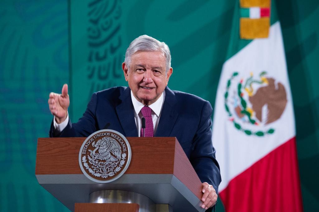 ANDRES MANUEL LOPEZ OBRADOR - MEXICO - AMLO - 18012021 - CONFERENCIA - PRESIDENCIA