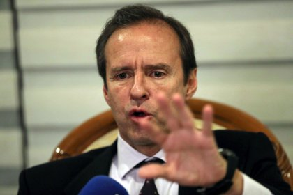 El ex presidente de Bolivia Jorge Quiroga (EFE/Martín Alipaz/Archivo)