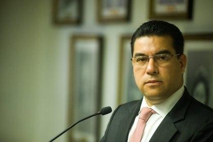 El fiscal general de El Salvador, Raúl Melara, dijo que enviará al FBI las pruebas que recolectó su oficina sobre los recientes hechos de violencia en el país (CAMILO FREEDMAN / ZUMA PRESS)