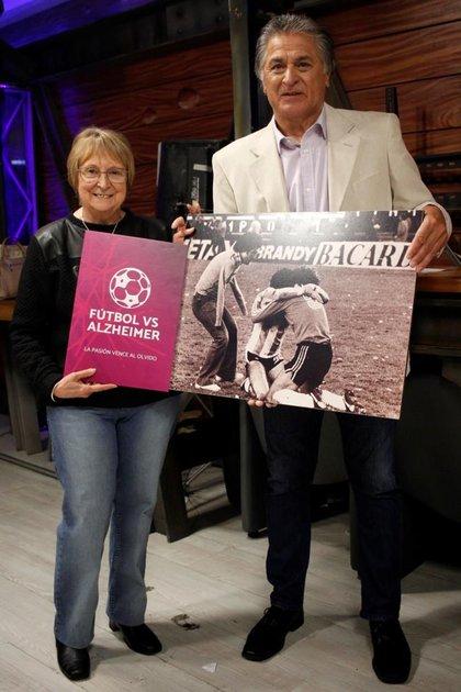 Ubaldo Matildo Fillol apoyó la iniciativa sanitaria