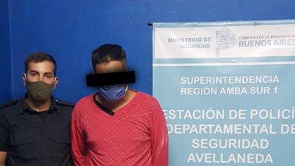 Lázaro Oscar Díaz confesó que asesinó al otro hombre, quien aún no fue identificado por la Justicia