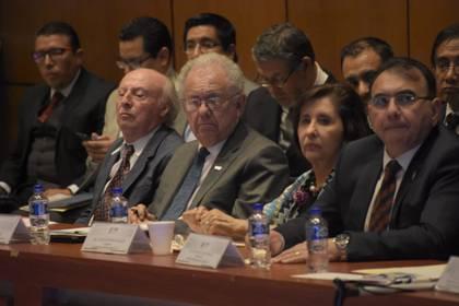 El Consejo de Salubridad General está integrado por los titulares de Salud, IMSS, ISSSTE y de las academias mexicanas de Medicina y Cirugía entre otros (Foto: Twitter@SSalud_mx)