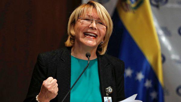 """El régimen de Maduro arremetió contra la fiscal que se rebeló y ordenó una polémica """"fiscalización"""" de su trabajo"""