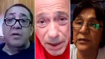 A mediados de enero, el ex magistrado compartió un encuentro virtual junto a Milagro Sala y Luis D'Elía