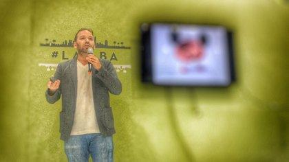 Leandro Swietarski, fundador de TecnoKids