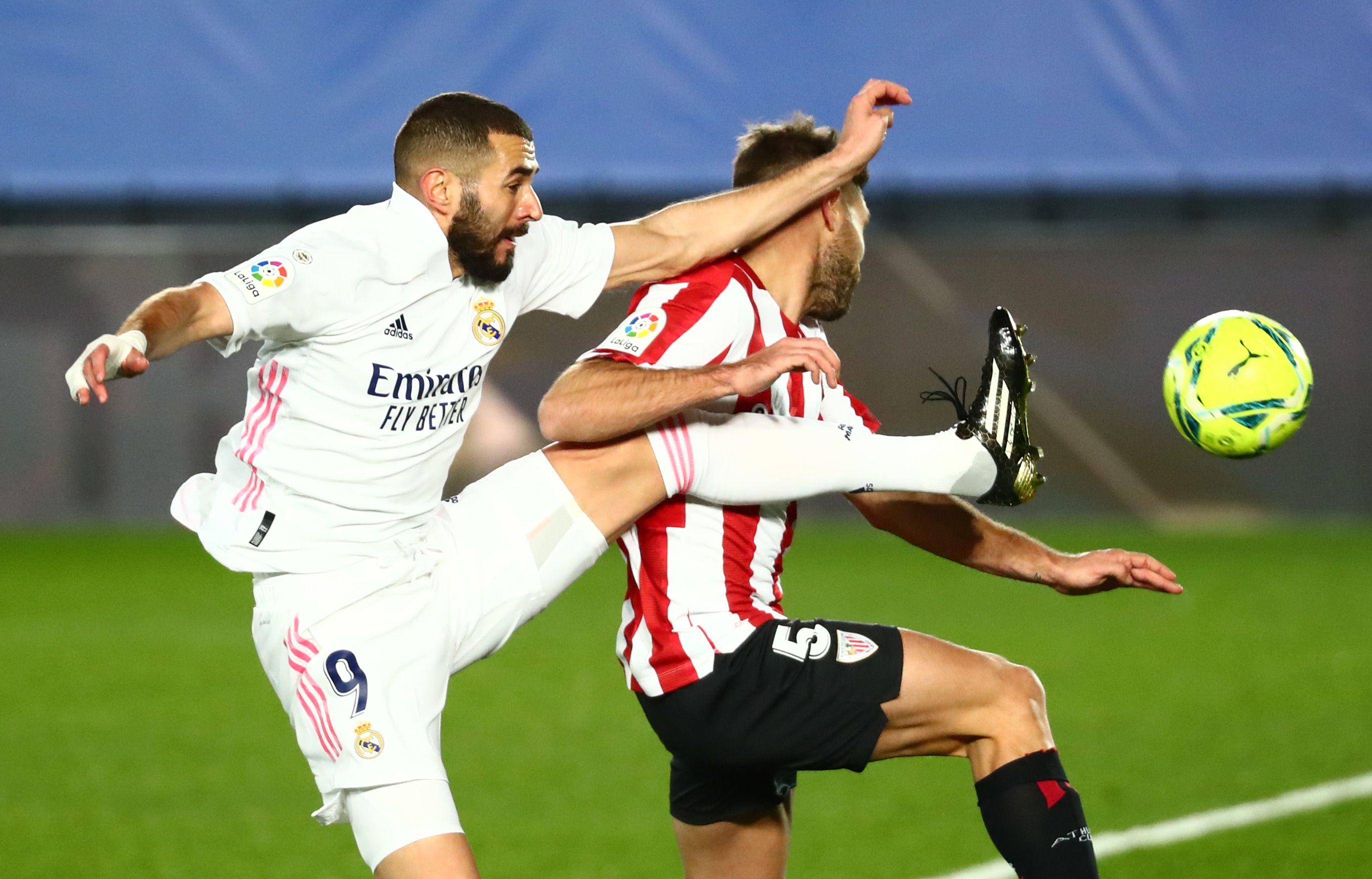 Real Madrid y Athletic de Bilbao se disputan un lugar en la final de la Supercopa de España (Reuters)