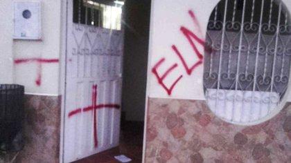 Amenazas del ELN a la marcha del 1 de mayo en Venezuela