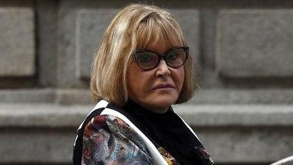 María Servini, jueza del caso (foto de archivo)