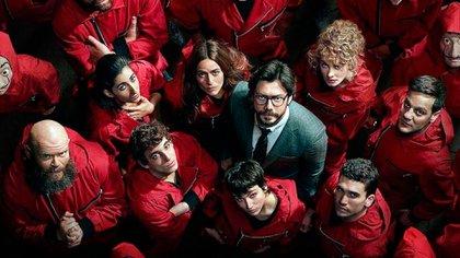 (Foto: La Casa de Papel/Netflix)