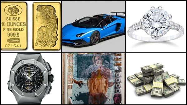 Todos estos productos pueden ser adquiridos a través de bitcoin, bitcoin cash, litecoin o ethereum.