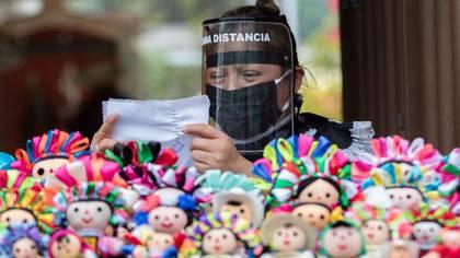 La economía del país se ha visto afectada durante la pandemia del coronavirus. (Foto: Cuartoscuro)