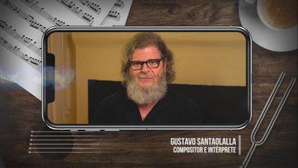 "Gustavo Santaolalla pasó por ""Unísono"""