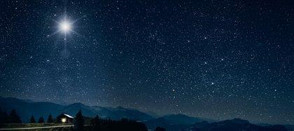 La verdad detrás de la estrella de Belén es un interrogante que durante siglos ha cautivado a los astrónomos (Foto: Shutterstock)